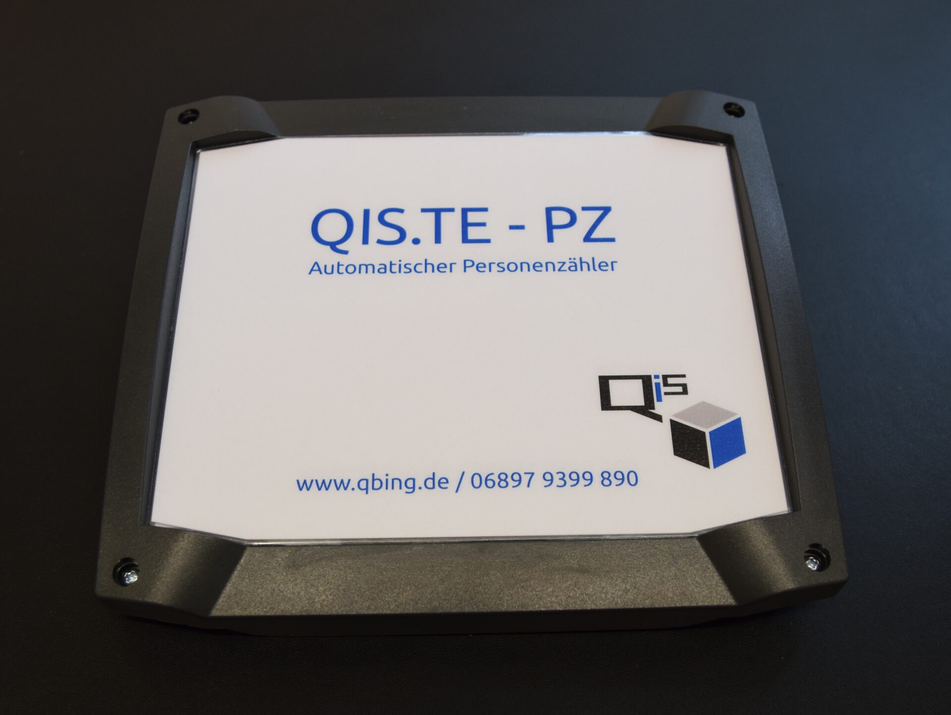 QIS.TE PZ: Access control – more important than ever!